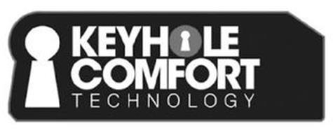 KEYHOLE COMFORT TECHNOLOGY