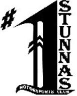 1 Stunnas Motorsports Club Trademark Of 1 Stunnas