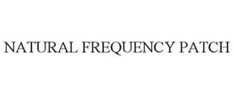 NATURAL FREQUENCY PATCH