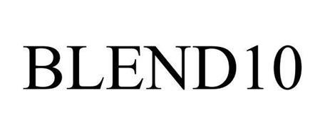 BLEND10