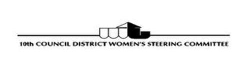 10TH COUNCIL DISTRICT WOMEN'S STEERING COMMITTEE WJ