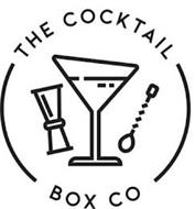 THE COCKTAIL BOX CO