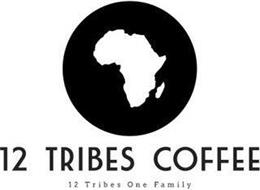 12 TRIBES COFFEE 12 TRIBES ONE FAMILY