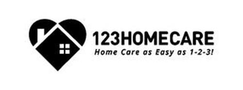 123HOMECARE HOME CARE AS EASY AS 1-2-3!