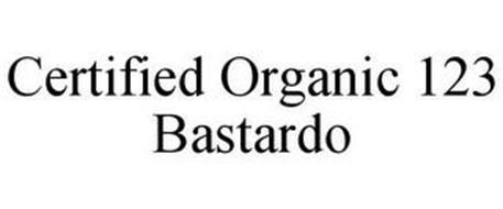 CERTIFIED ORGANIC 123 BASTARDO