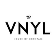 THE VNYL HOUSE OF COCKTAIL