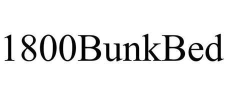 1800bunkbed Trademark Of 1 800 Bunkbed Llc Serial Number 85719589