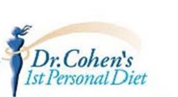 DR. COHEN'S 1ST PERSONAL DIET