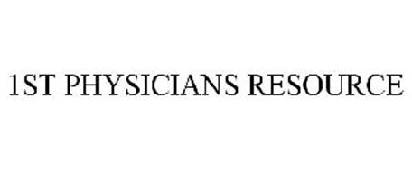 1ST PHYSICIANS RESOURCE