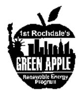 GREEN APPLE 1ST ROCHDALE'S RENEWABLE ENERGY PROGRAM