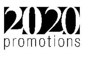 2020 PROMOTIONS