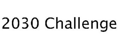 2030 CHALLENGE
