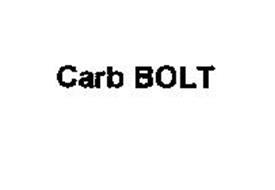 CARB BOLT