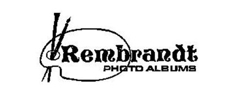REMBRANDT PHOTO ALBUMS