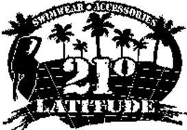 21° LATITUDE SWIMWEAR ACCESSORIES