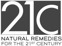 21C NATURAL REMEDIES FOR THE 21ST CENTURY