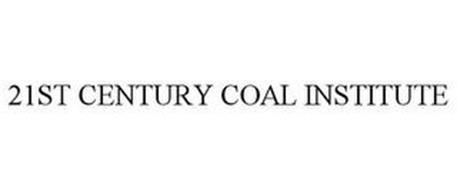 21ST CENTURY COAL INSTITUTE