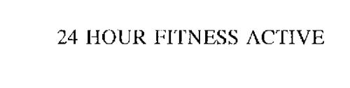 24 HOUR FITNESS ACTIVE