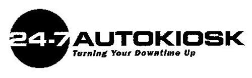 24-7 AUTOKIOSK TURNING YOUR DOWNTIME UP