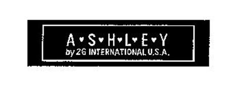 ASHLEY BY 26 INTERNATIONAL U.S.A.