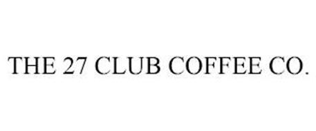 THE 27 CLUB COFFEE CO.