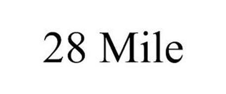 28 MILE