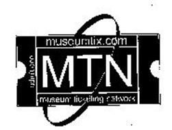MUSEUMTIX.COM MTN ADMIT ONE MUSEUM TICKETING NETWORK