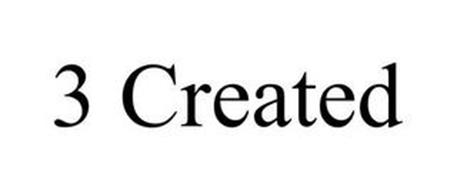3 CREATED