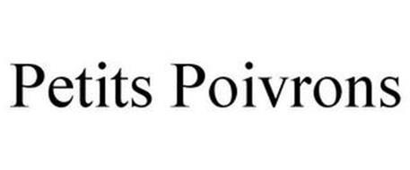 PETITS POIVRONS