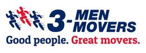 3 MEN MOVERS GOOD PEOPLE. GREAT MOVERS.