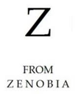 Z FROM ZENOBIA