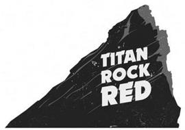 TITAN ROCK RED