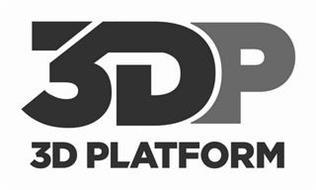 3DP 3D PLATFORM