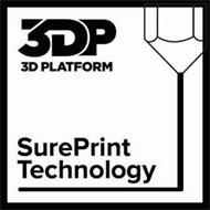 3DP 3D PLATFORM SUREPRINT TECHNOLOGY