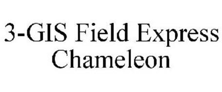 3-GIS FIELD EXPRESS CHAMELEON