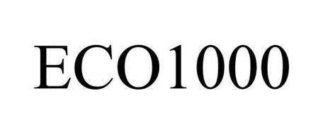 ECO1000