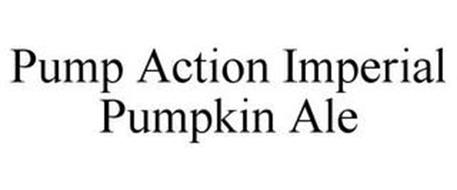 PUMP ACTION IMPERIAL PUMPKIN ALE
