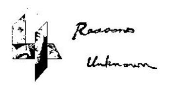 4 REASONS UNKNOWN