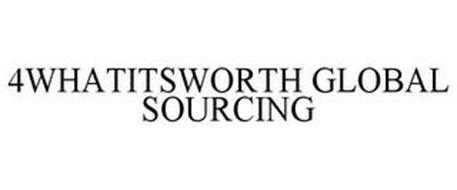 4WHATITSWORTH GLOBAL SOURCING