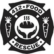 412 · FOOD · RESCUE ·