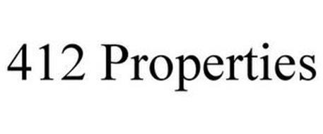 412 PROPERTIES