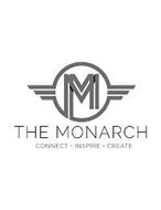 M THE MONARCH CONNECT · INSPIRE · CREATE