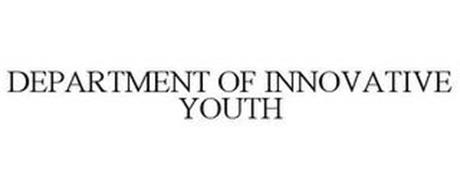 DEPARTMENT OF INNOVATIVE YOUTH