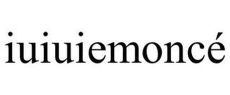 IUIUIEMONCÉ