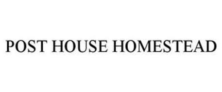 POST HOUSE HOMESTEAD
