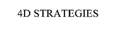 4D STRATEGIES