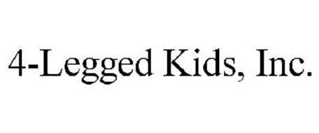 4-LEGGED KIDS, INC.