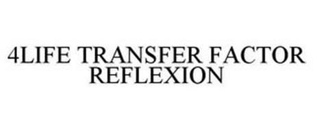 4LIFE TRANSFER FACTOR REFLEXION