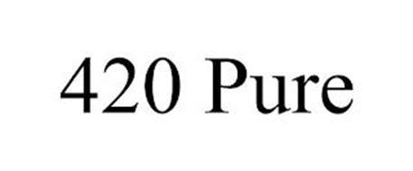 420 PURE