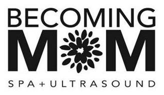 BECOMING MOM SPA + ULTRASOUND